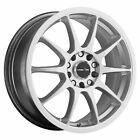 4 New 15 Wheels Rims for Hyundai Azera Elantra Equus Tiburon Santa Fe 304