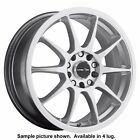 4 New 16 Wheels Rims for Saturn ION SC Series Toyota Echo MR2 Prius Yaris 5909