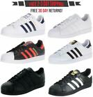 adidas Superstar Mens Fashion Sneakers Retro Classic Casual Shoes Originals