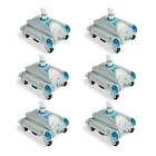 Intex Automatic Above Ground Pool Vacuum for Pumps 1600 3500 GPH 6 Pack