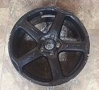 Volkswagen Jetta Rabbit Golf  2008 2014  17 Rim  painted black