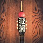 STEVE HILL - THE ONE MAN BLUES ROCK BAND   CD NEW+