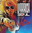 WARRIOR SOUL - BACK ON THE LASH   CD NEW+
