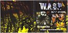 W.A.S.P. Electric Circus CD Chris Holmes Johnny Rod Steve Riley Autograph SIGNED