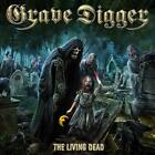 GRAVE DIGGER - THE LIVING DEAD   CD NEW+