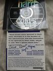 HARD CORPS Fully Signed Metal And Flesh CD Electronic Kraftwerk Influence