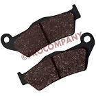 Brake Pads for Suzuki UH125 UH-125 Burgman 125 2002 2003 2004 2005 2006 UH 125
