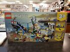 LEGO Creator - 31084 - Pirate Roller Coaster - 923 Pieces - BRAND NEW DAMAGED