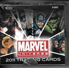 2011 Rittenhouse Archives Marvel Universe Trading Cards 15