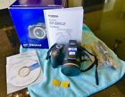 Olympus SP Series SP-590 UZ 12.0MP Digital Camera - Black  Very Good Condition