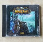 World Of Warcraft Wrath Of The Lich King Soundtrack CD Excellent Condition