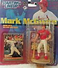Starting Lineup 1999 Special Edition Mark McGuire Home Run Record Breaker