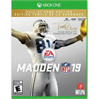 Madden NFL 19: Hall of Fame Edition - Xbox One Brand New Sealed