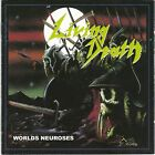 Living Death ‎– Worlds Neuroses RARE COLLECTOR'S NEW CD! FREE SHIPPING!