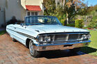 1964 Ford Galaxie 500XL Convertible390 Z Code tunning 1964 Ford Galaxie 500XL Convertible 390 CI Power Steering Power Top