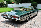 1965 Ford Thunderbird Convertible 1 Owner 1965 Thunderbird Convertible Original Survivor Garage Kept 44k Miles