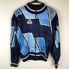 Vintage Ultima Size Small Road Cycling Jacket Made in Italy Wool Blend