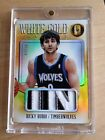 Ricky Rubio Rookie Cards and Autograph Memorabilia Guide 12