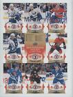 2014 National Hockey Card Day Canada Uncut Sheet Steven Stamkos Checklist Rookie