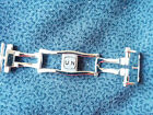 ULYSSE NARDIN  STAINLESS STEEL  Deployment Clasp (for 18mm strap end)