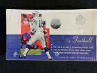 2000 Upper Deck SP AUTHENTIC Football box FASC Possible TOM BRADY rookie