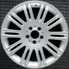 Mercedes Benz E350 All Silver 18 inch OEM Wheel 2007 2009 21140153029765