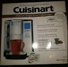 Cuisinart SS 10 Premium Single Serve Programmable Coffeemaker Stainless Steel