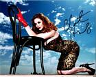 Christina Hendricks signed 8x10 picture Photo autographed pic with COA