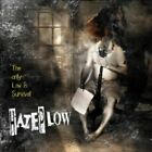 Hateplow - The Only Law Is Survival  CD  13 Tracks Metal/Hardrock/Rock  NEW+