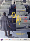 PLAYTIME JACQUES TATI ARCHITECTURE REISSUE SMALL FRENCH MOVIE POSTER