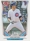 2013 Bowman Chrome Draft Kris Bryant Superfractor Autograph Could Be Yours for $90K 8
