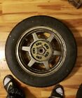 Honda Goldwing GL 1500 Off year 1993 GL1500SE rear wheel rim tire #3