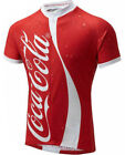 COCA COLA Cycling Jersey Shirt Retro Bike Ropa Ciclismo MTB Maillot