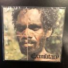 (VERY RARE/ OFFICIAL/SEALED) Death Grips - Exmilitary 'mixtape' (CD) XX/200