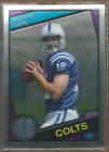 Andrew Luck Signs Deal with Upper Deck, Revealed as Trade UD Mystery Redemption 14