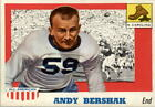 1955 Topps All-American Football Cards 9