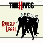 THE HIVES 'BARELY LEGAL' CD NEW+