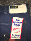 New With Tags Old Stock Dee Cee Jeans 36 x 36 Tight Fit Rare 1970s
