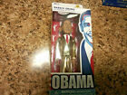 Obama Gold Inauguration Figure by Jailbreak Toys Limited Edition Rare