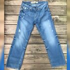 Big Star Mens Jeans Buckle Pioneer Regular Fit Boot Cut Vintage Collection 30x28