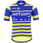 METAURO PINARELLO RETRO Cycling BIKE Jersey Shirt Tricot Maillot