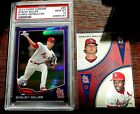 Shelby Miller Rookie Card and Prospect Card Guide 20