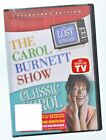 The Carol Burrent Show The Lost Episodes DVD