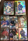 2018 Topps Baseball Factory Set Chrome Rookie Variations Gallery 30