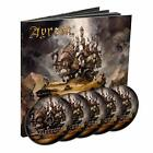 AYREON - INTO THE ELECTRIC CASTLE-20TH ANNIV.(4CD+DVD)  4 CD+DVD NEW+