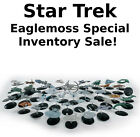 Star Trek Eaglemoss Ship SPECIAL INVENTORY SALE Your Choice of 75+ On Sale
