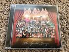 Def Leppard - Songs from the Sparkle Lounge  (CD, Apr-2008, Bludgeon)