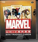 Rittenhouse Archives Marvel Universe 2014 Factory Sealed box