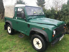 LARGER PHOTOS: Land Rover Defender 90 Td5 Pickup  2005  Very solid & drives superbly