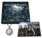 Autographed Amberian dawn magic forest w/ signed photocard cd w/12tracks pendant